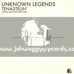Dub Corner Productions-LP-Unknown Legends / Tenastelin Part One