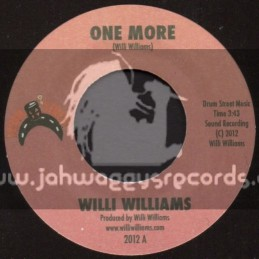 "Drum Street-7""-One More / Willie Williams"