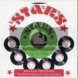 "Stars-7""-Black Princess / Lynford Nugent From The Spears"