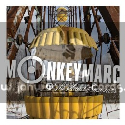 "Jahtari-12""-Monkeymarc Vs The Planet Smashers"