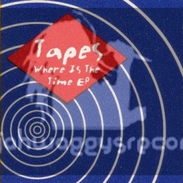 "Jahtari-12""-Where Is The Time EP / Tapes"