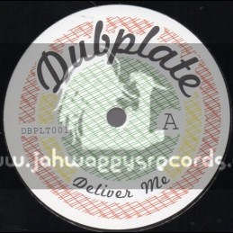 """Dubplate-7""""-Deliver Me + King Of Sound & Blues"""