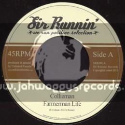 "Sir Runnin-7""-Farmerman Life / Collieman"
