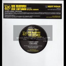 "Nuff Powa Records-10""-Jacobs Ladder + Tues Blues / Dub Providers Feat.Splitz Horns"