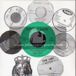 "Coptic Lion-7""-Tree Without Roots / Jimmy Riley"