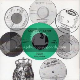 "Coptic Lion-7""-Calling / Mike Brooks"