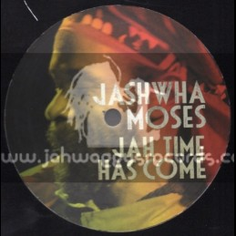 "Sugar Shack Records-12""-Jah Time Has Come / Joshwha Moses"