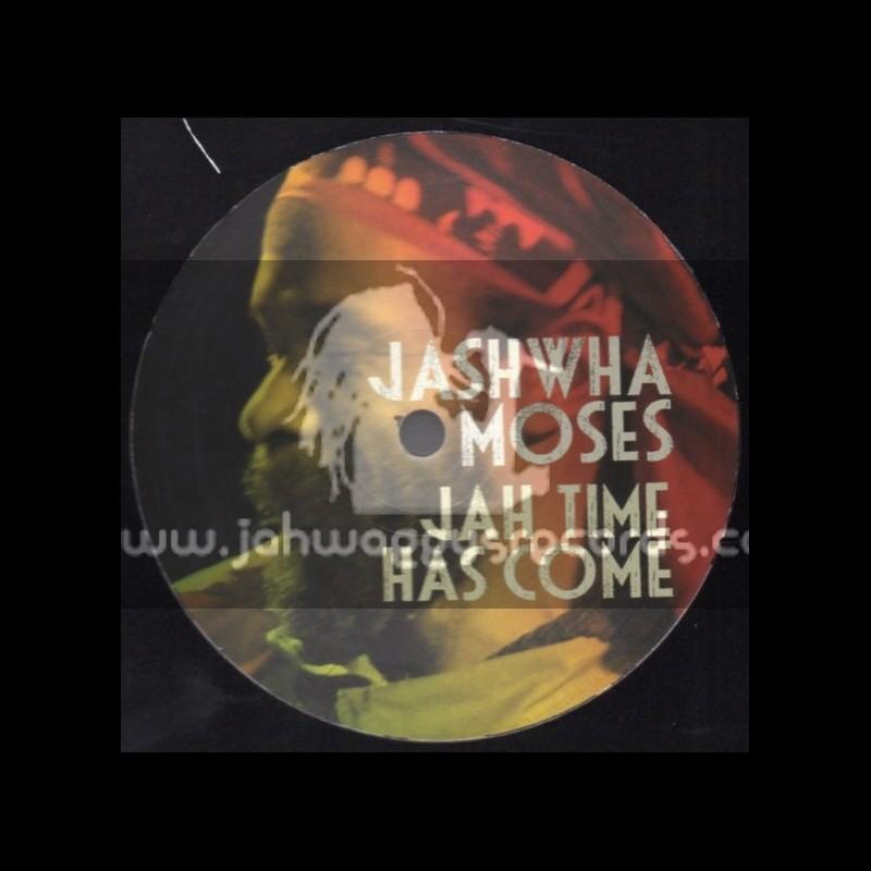 "Sugar Shack Records-12""-Jah Time Has Come / Joshwha Moses"