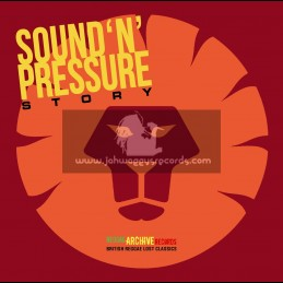 Bristol Archive Records-LP-Sound N Pressure Story