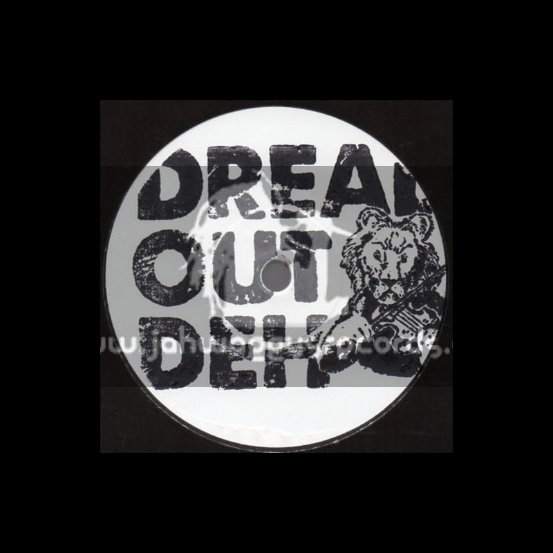 """Dread Out Deh-7""""-Dread Out Deh / Violin Boy"""