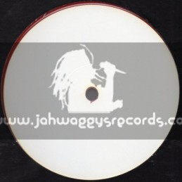 """Attack Gold-Test Press-12""""-A Dem A Say Rasta / Johnny Clarke + Two Faced Rasta / Cornell Campbell"""