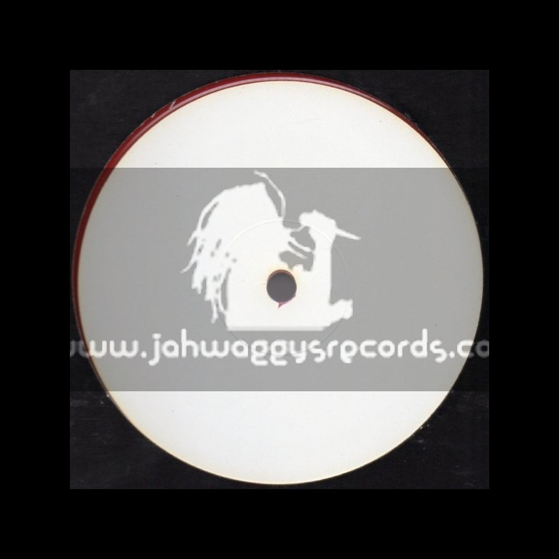 "Attack Gold-Test Press-12""-Live On Jah / Wayne Jarrett + Righteous Rastaman / Cornell Campbell"