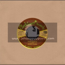 "Clock Tower Records-7""-Poor Marcus / Johnny Clarke"