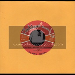 "Clock Tower Records-7""-None Shall Escape The Judgement / Johnny Clarke"