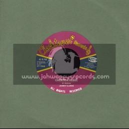 "Clock Tower Records-7""-Creation Rebel / Johnny Clarke"