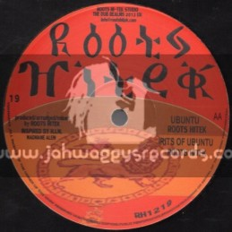 "Roots Hi Tek-12""-Full Joy Of Life / G Vibes + Ubuntu / Roots Hi Tek"