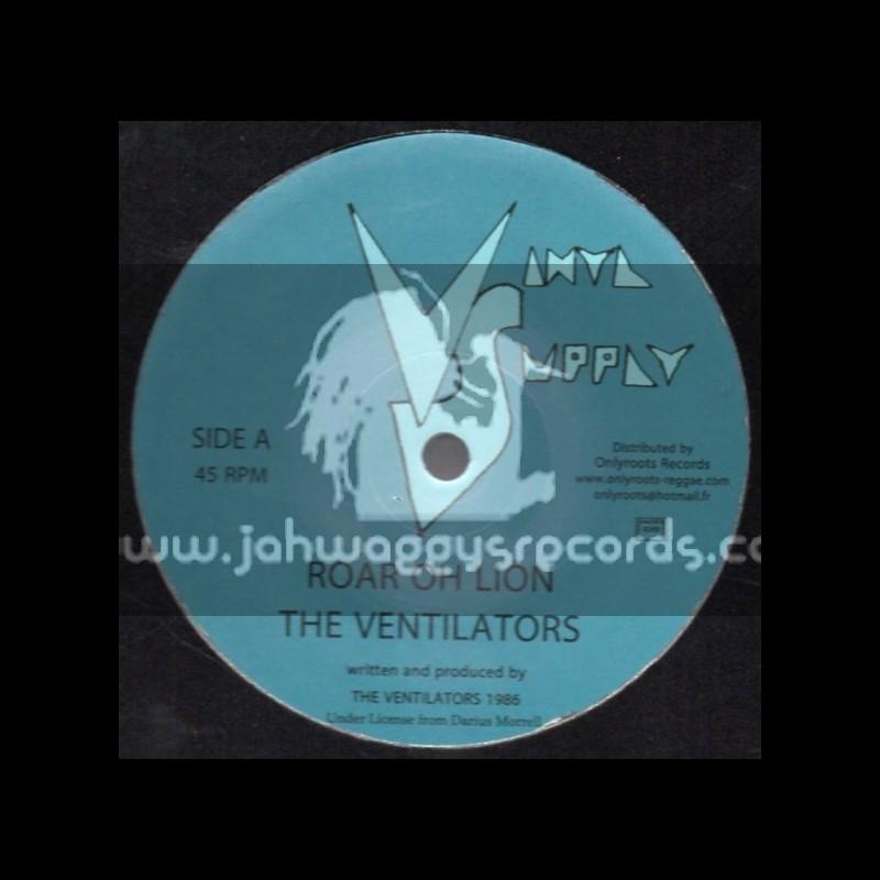 "Vinyl Supply-12""-Roar Oh Lion + Soldier Of Jah / The Ventilators"