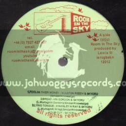 "Room In The Sky-12""-Fools & Their Money / Winston Reedy & Skycru"