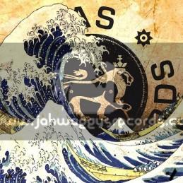 "Steppas Records-10""-Monsoon Come + Free / Dub Dynasty Feat.Ras Tinny"