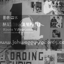 Log On-Lp-Roots Vibrations / Martin Campbell