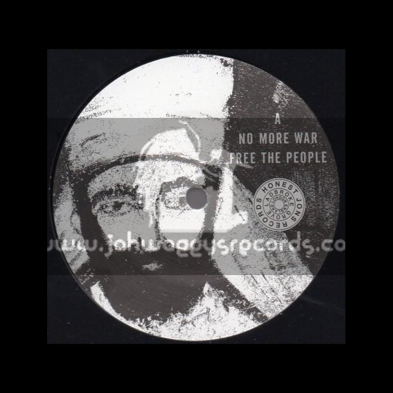 """Honest Jons Records-10""""-No More War Ep / Wareika Hill Sounds"""