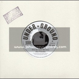"Under-Ground-7""-Ska Ba Doo Be Day / Don Prendes"
