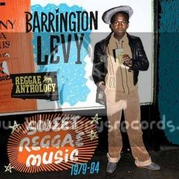 17 North Parade-Lp- Sweet Reggae Music / Barrington Levy