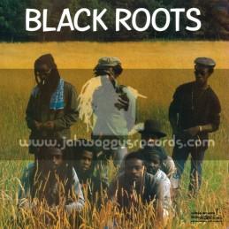 Bristol Archive Records-LP-Black Roots