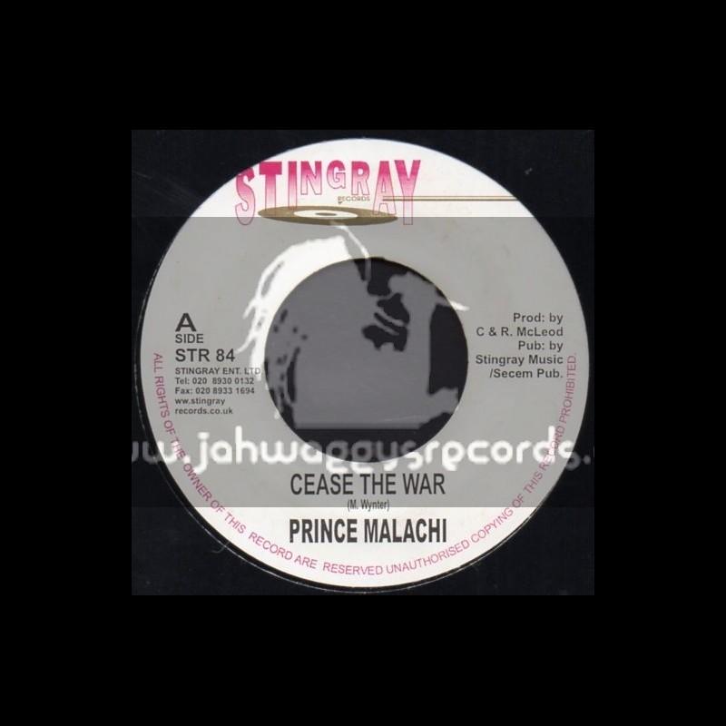 "Stingray Records-7""-Cease The War / Prince Malachi"