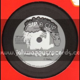 "Sip A Cup Records-10""-Pressure We Ah Feel / Micheal Prophet + Dub For Joana / Gussie P"
