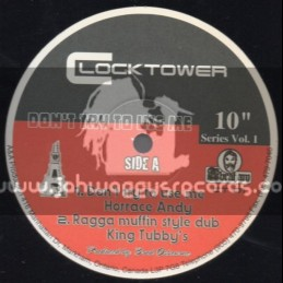 "Clock Tower Records-10""-Dont Try To Use Me / Horace Andy+Get Ready / Deloy Wilson"
