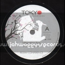 "Tokyo Connexion-7""- Liberation Lion / Riddim Conference (300 Press)"