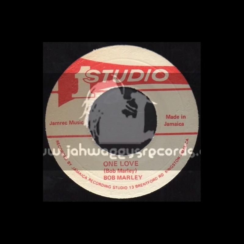 "Studio 1-7""-One Love / Bob Marley"