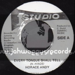 """Studio 1-7""""-Every Tongue Shal Tell / Horace Andy"""