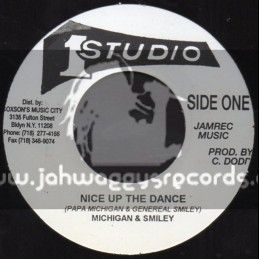"Studio 1-7""-Nice Up The Dance / Michigan & Smiley"