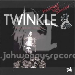 Twinkle Brothers-LP-Respect And Honour / The Twinkle Brothers