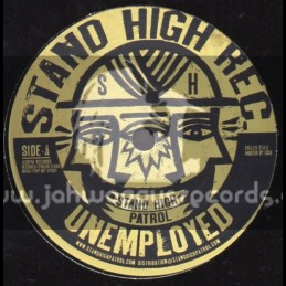 "Stand High Records-7""Unemployed / Pupa Jim"