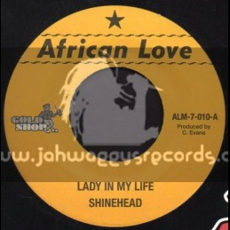 "African Love-7""-Lady In My Life / Shinehead"