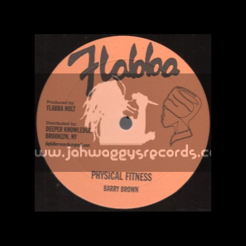 """Flabba-12""""-Physical Fitness / Barry Brown"""