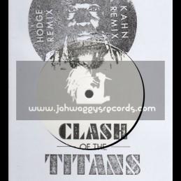 """Peng Sound-12""""-Clash Of The Titans / Hodge & Khan Remixes"""
