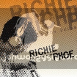 """Richie Phoe-12""""-Eye On The Prize / Tippa Irie"""
