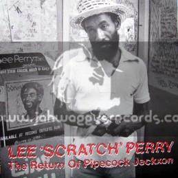 Honest Jons Records-LP-The Return Of Pipecock Jackxon / Lee Perry