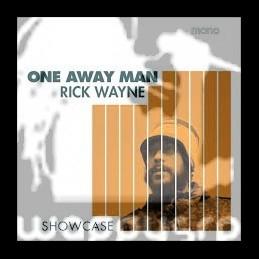 Meditative Sounds-Lp-One Away Man / Rick Wayne