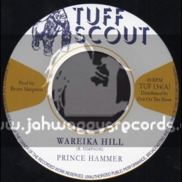 "Tuff Scout-7""-Wareika Hill / Prince Hammer"
