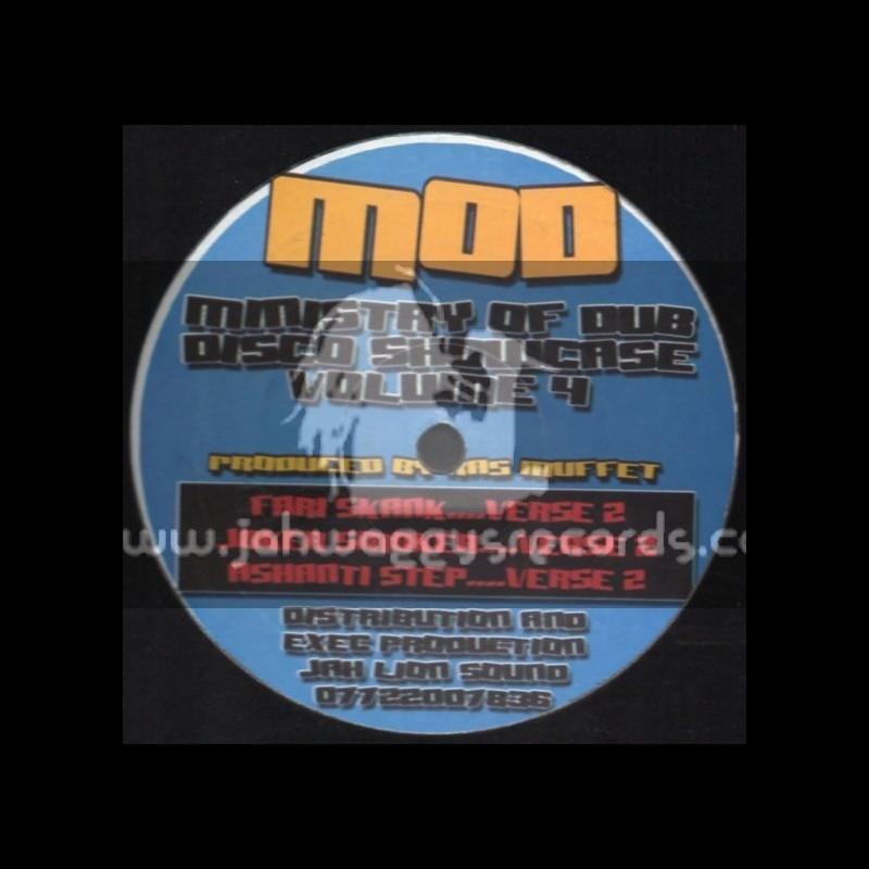 MOD Disco Showcase Vol 4 / Ras Muffet