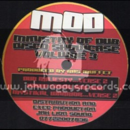 MOD Disco Showcase Vol 3 / Ras Muffet