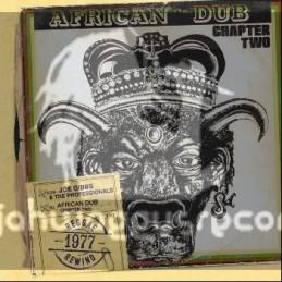 Joe Gibbs-Lp-African Dub Chapter 2