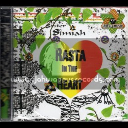 Jah Free Music-CD-Rasta In The Heart / Sister Simiah