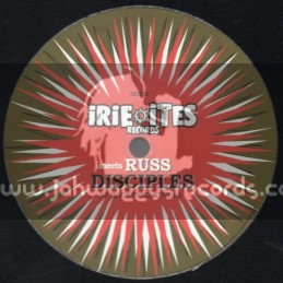 "Irie Ites Records-10""-Dont It / Solo Banton & Spectacular (Russ D)"