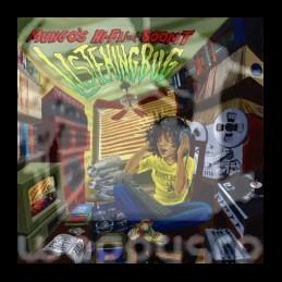 """Scrub A Dub-12""""-Listening Bug / Mungos HiFi Feat.Soom T"""